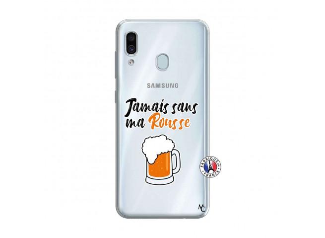Coque Samsung Galaxy A30 Jamais Sans Ma Rousse