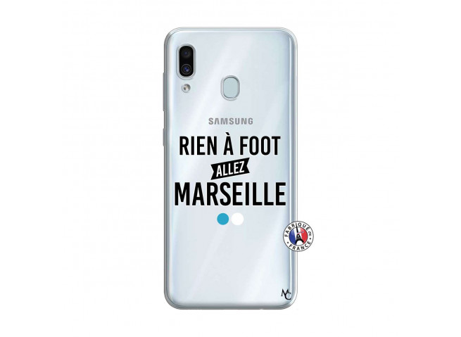 Coque Samsung Galaxy A30 Rien A Foot Allez Marseille