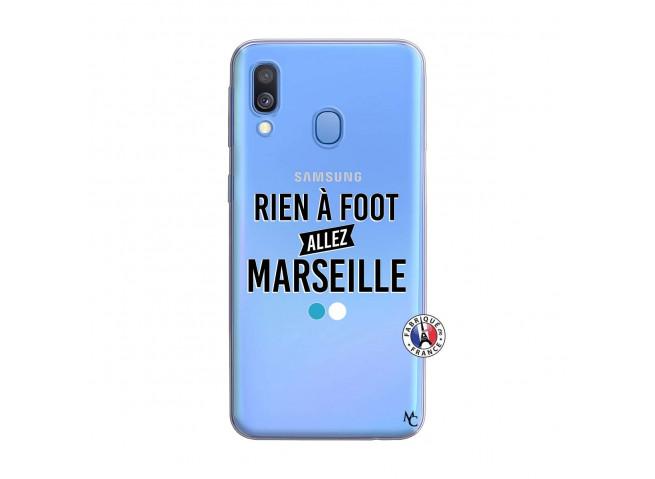 Coque Samsung Galaxy A40 Rien A Foot Allez Marseille