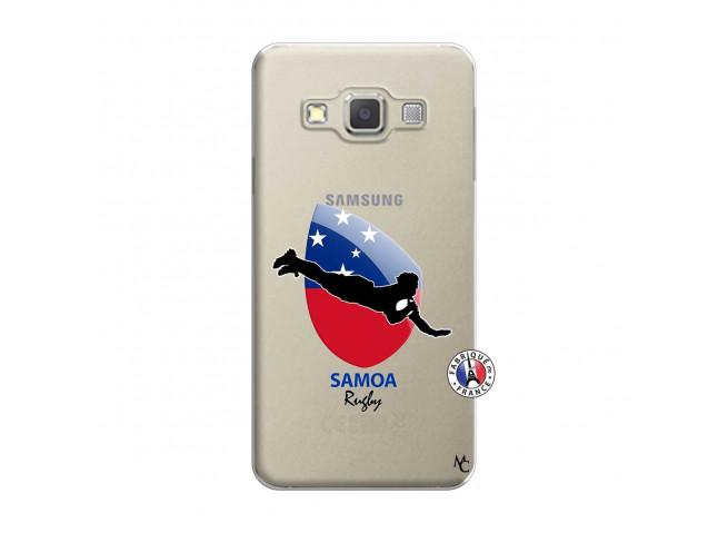 Coque Samsung Galaxy A5 2015 Coupe du Monde Rugby-Samoa