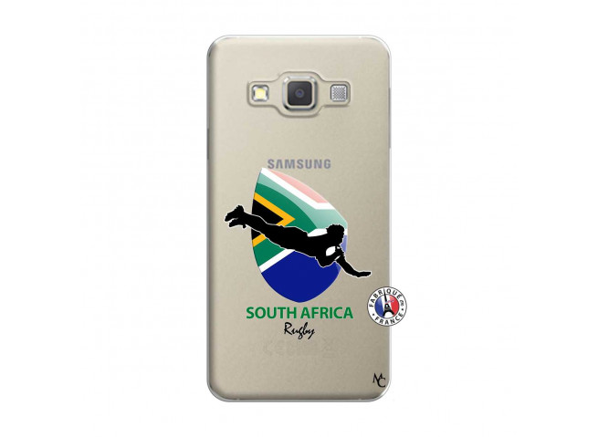 Coque Samsung Galaxy A5 2015 Coupe du Monde Rugby-South Africa