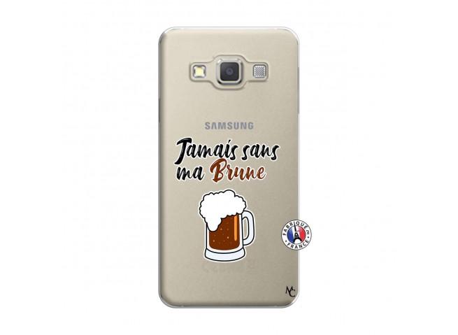 Coque Samsung Galaxy A5 2015 Jamais Sans Ma Brune
