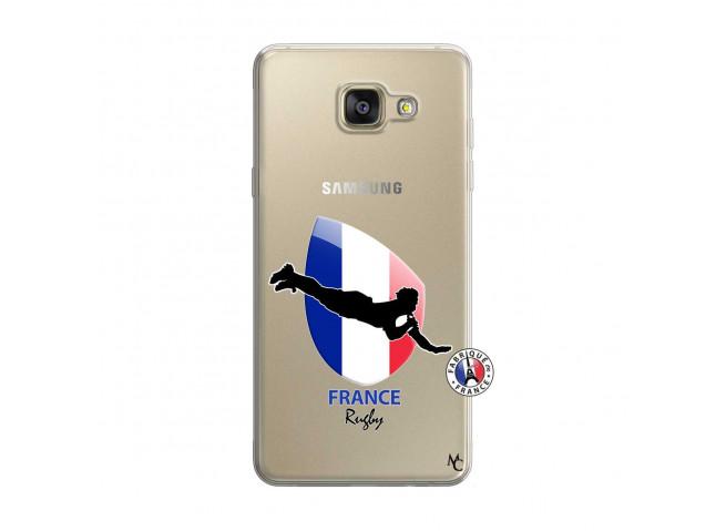 Coque Samsung Galaxy A5 2016 Coupe du Monde de Rugby-France