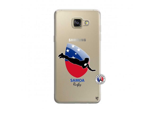 Coque Samsung Galaxy A5 2016 Coupe du Monde Rugby-Samoa