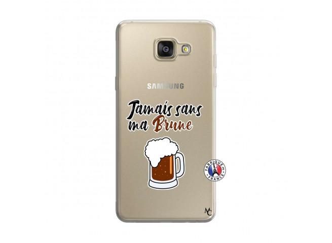 Coque Samsung Galaxy A5 2016 Jamais Sans Ma Brune