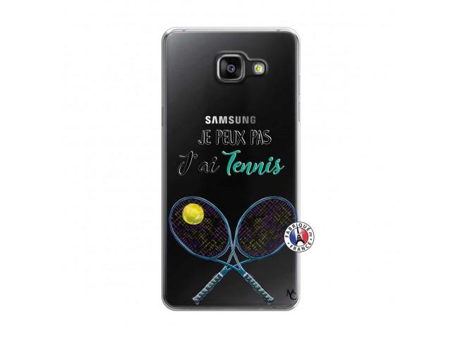 Coque Samsung Galaxy A5 2016 Je Peux Pas J Ai Tennis