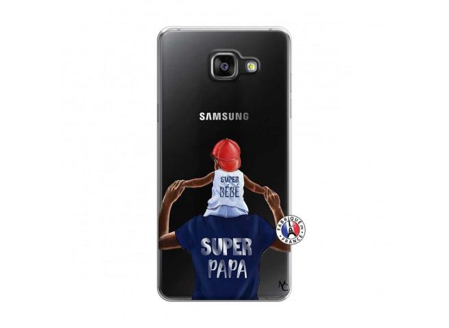 Coque Samsung Galaxy A5 2016 Papa Super Heros