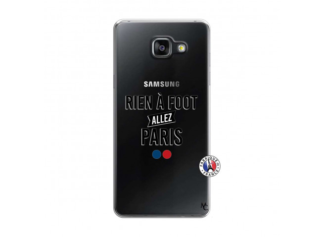 Coque Samsung Galaxy A5 2016 Rien A Foot Allez Paris