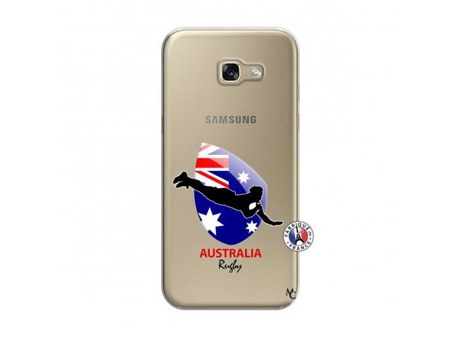 Coque Samsung Galaxy A5 2017 Coupe du Monde Rugby-Australia
