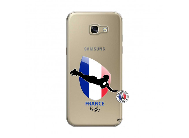 Coque Samsung Galaxy A5 2017 Coupe du Monde de Rugby-France