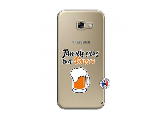 Coque Samsung Galaxy A5 2017 Jamais Sans Ma Rousse