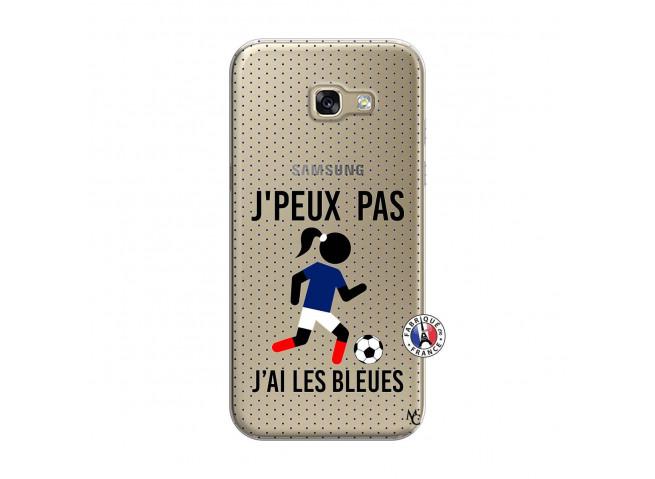 Coque Samsung Galaxy A5 2017 Je Peux Pas J Ai Les Bleues Maillot