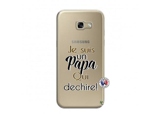 Coque Samsung Galaxy A5 2017 Je Suis Un Papa Qui Dechire