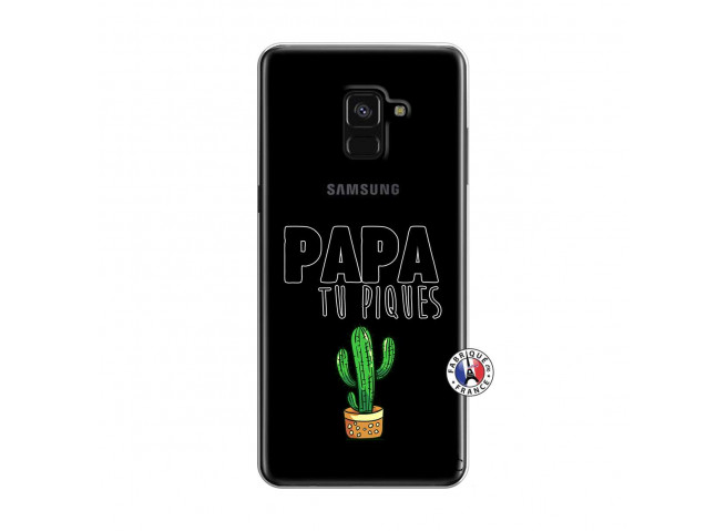 Coque Samsung Galaxy A6 2018 Papa Tu Piques