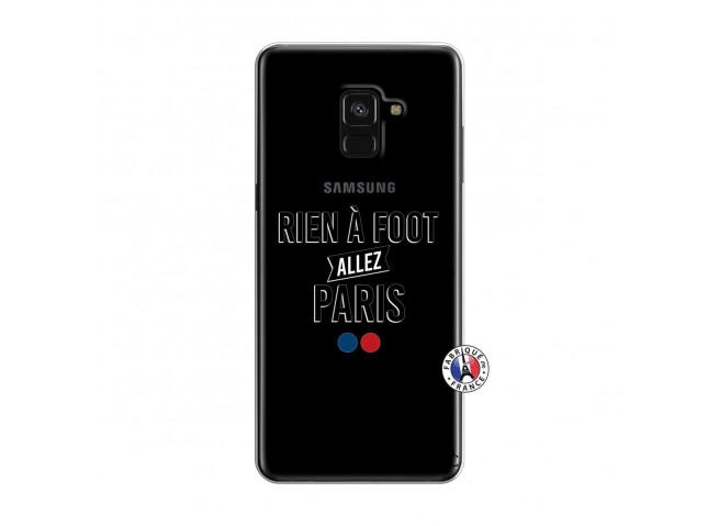 Coque Samsung Galaxy A6 2018 Rien A Foot Allez Paris