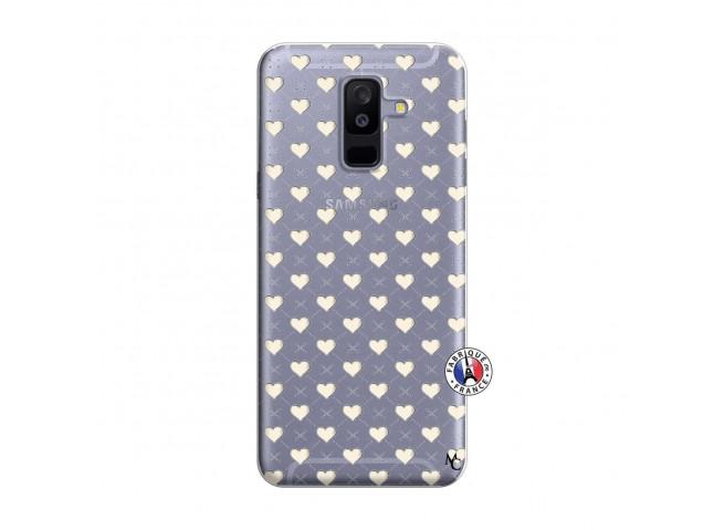 Coque Samsung Galaxy A6 Plus Little Hearts