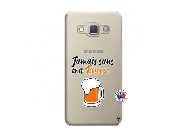 Coque Samsung Galaxy A7 2015 Jamais Sans Ma Rousse