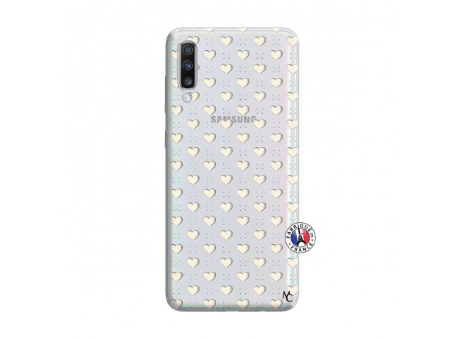 Coque Samsung Galaxy A70 Little Hearts