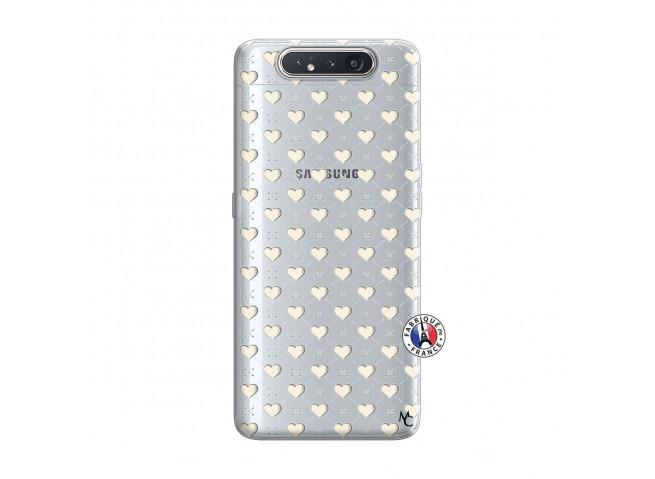 Coque Samsung Galaxy A80 Little Hearts