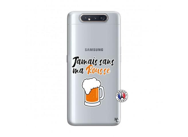 Coque Samsung Galaxy A80 Jamais Sans Ma Rousse