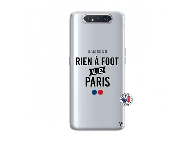 Coque Samsung Galaxy A80 Rien A Foot Allez Paris