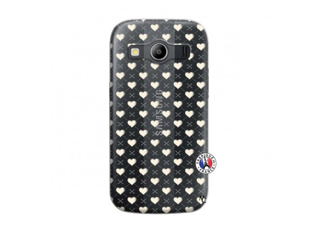 Coque Samsung Galaxy ACE 4 Little Hearts