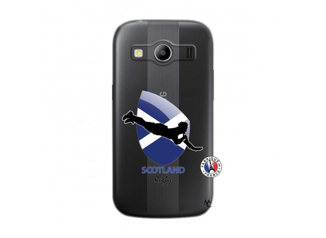 Coque Samsung Galaxy ACE 4 Coupe du Monde Rugby-Scotland