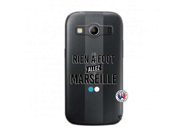 Coque Samsung Galaxy ACE 4 Rien A Foot Allez Marseille