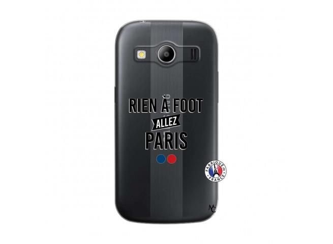 Coque Samsung Galaxy ACE 4 Rien A Foot Allez Paris