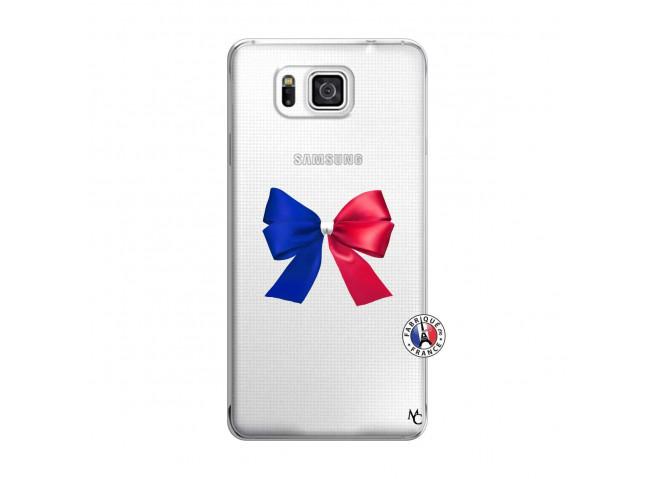 Coque Samsung Galaxy Alpha Allez Les Bleues