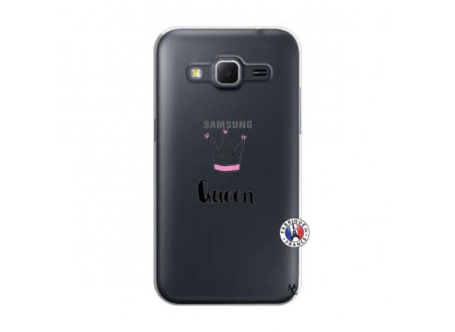 Coque Samsung Galaxy Core Prime Queen