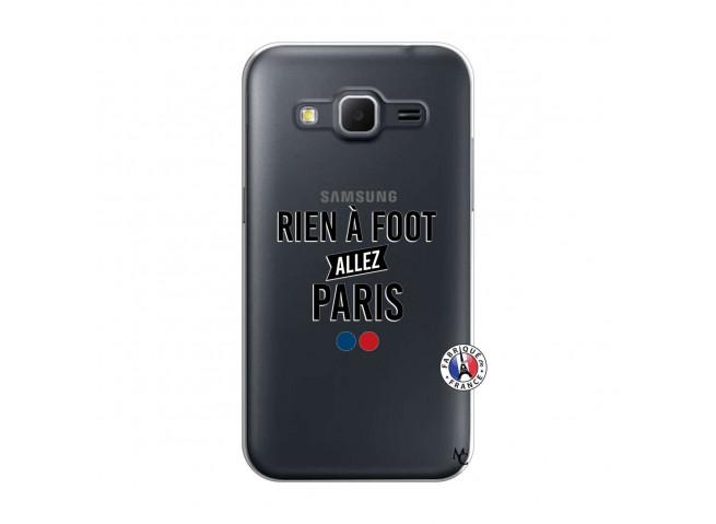 Coque Samsung Galaxy Core Prime Rien A Foot Allez Paris