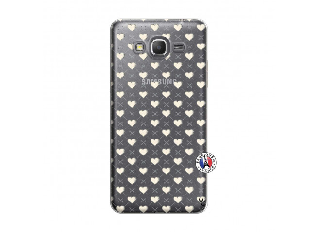 Coque Samsung Galaxy Grand Prime Little Hearts