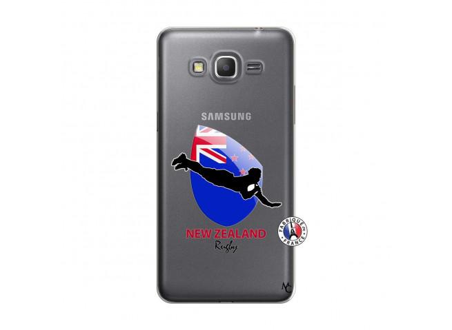 Coque Samsung Galaxy Grand Prime Coupe du Monde Rugby- Nouvelle Zélande