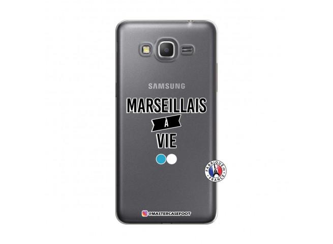 Coque Samsung Galaxy Grand Prime Marseillais à Vie