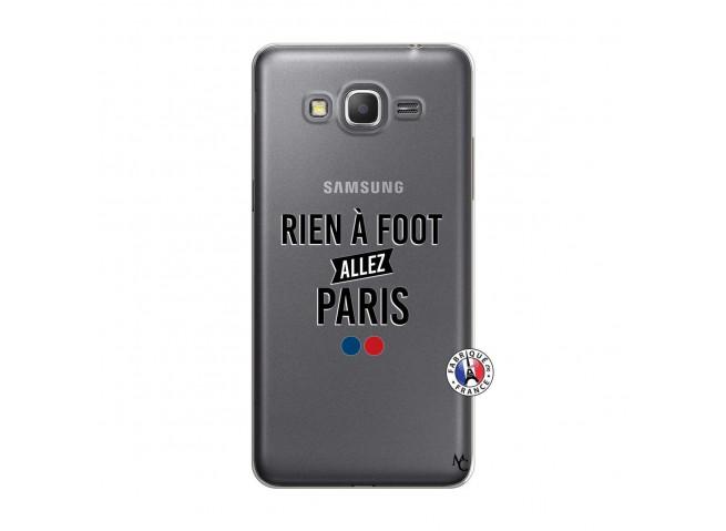 Coque Samsung Galaxy Grand Prime Rien A Foot Allez Paris