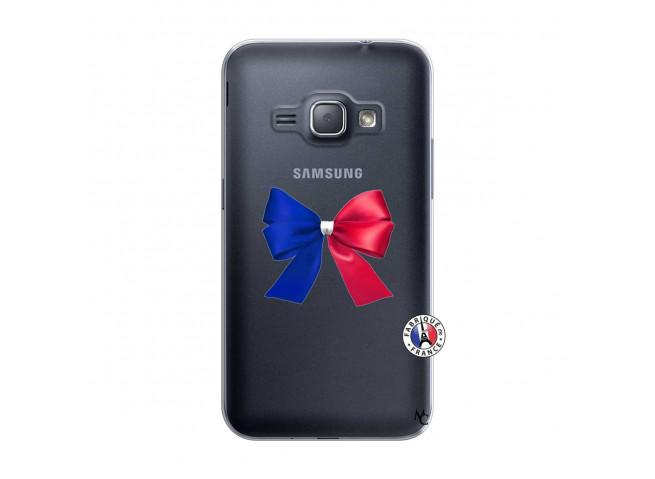 Coque Samsung Galaxy J1 2016 Allez Les Bleues