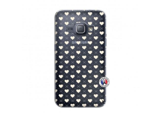 Coque Samsung Galaxy J1 2016 Little Hearts