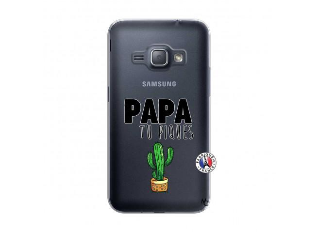 Coque Samsung Galaxy J1 2016 Papa Tu Piques