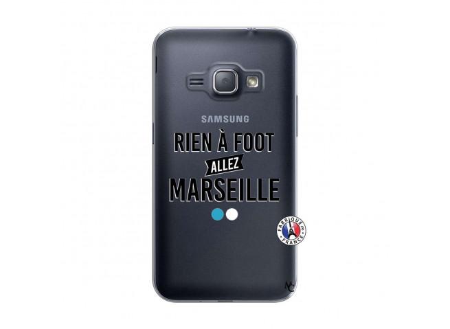 Coque Samsung Galaxy J1 2016 Rien A Foot Allez Marseille