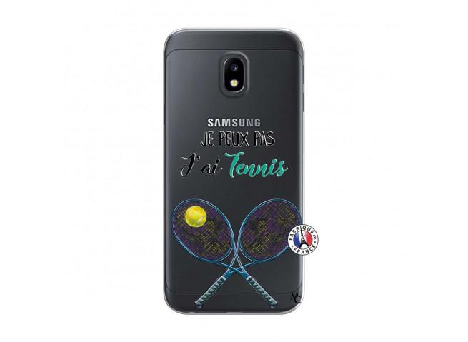 Coque Samsung Galaxy J3 2017 Je Peux Pas J Ai Tennis