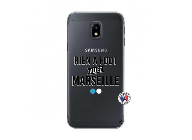 Coque Samsung Galaxy J3 2017 Rien A Foot Allez Marseille