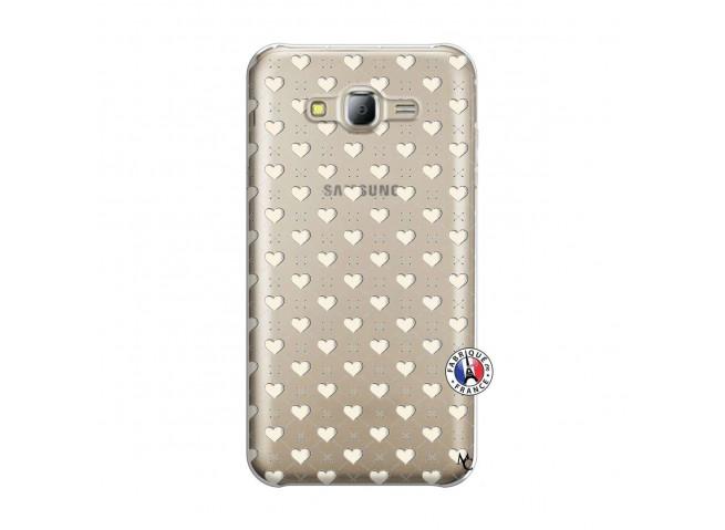 Coque Samsung Galaxy J5 2015 Little Hearts