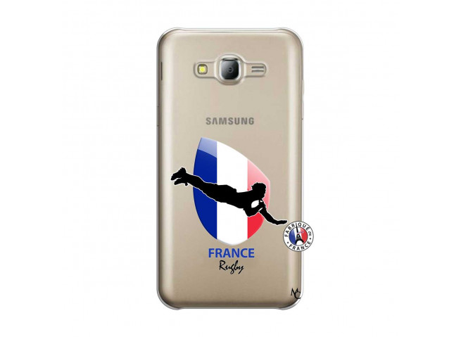 Coque Samsung Galaxy J5 2015 Coupe du Monde de Rugby-France