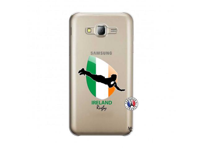 Coque Samsung Galaxy J5 2015 Coupe du Monde Rugby-Ireland