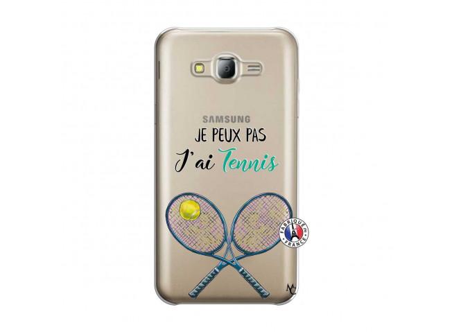 Coque Samsung Galaxy J5 2015 Je Peux Pas J Ai Tennis