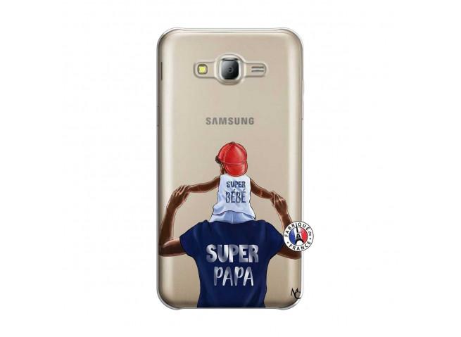 Coque Samsung Galaxy J5 2015 Papa Super Heros