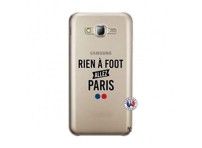 Coque Samsung Galaxy J5 2015 Rien A Foot Allez Paris
