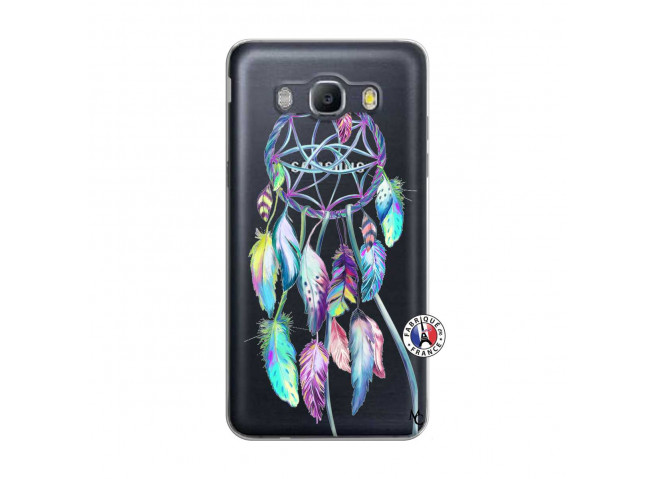 Coque Samsung Galaxy J5 2016 Blue Painted Dreamcatcher