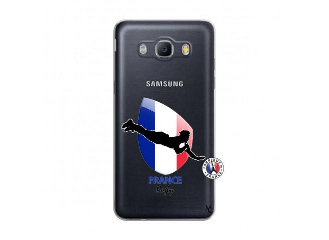 Coque Samsung Galaxy J5 2016 Coupe du Monde de Rugby-France